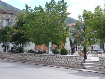 Town Square Aghios Andreas