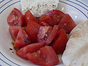 Tomatoes Feta