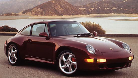 Porsche 993 P2 3
