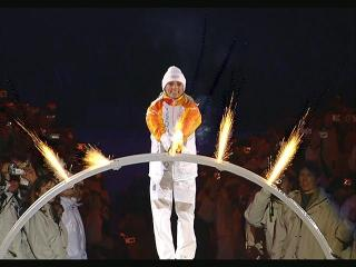 Image result for torino 2006 opening ceremony cauldron